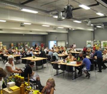 Bijen-info-markt in Hamont op 5 juli 2015